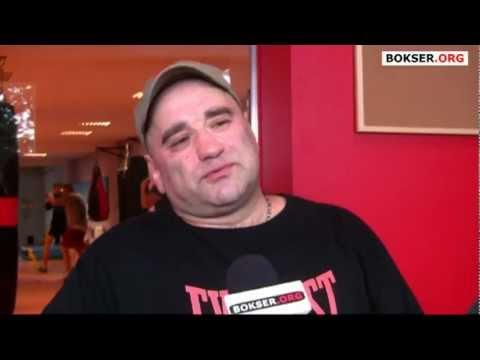 Paweł Głażewski - Roy Jones Jr: Trener Piotr Pożyczka Na 8 Dni Przed Walką