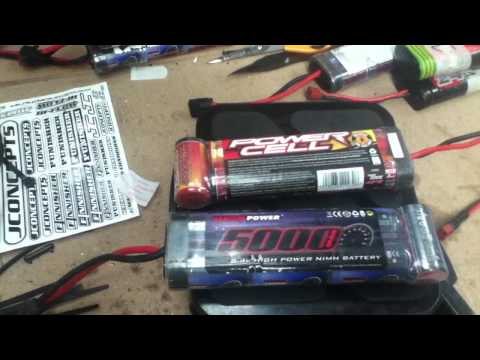 NIMH battery review and fill in