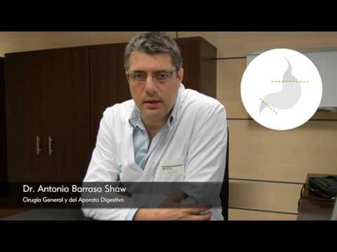 Gastrectomía Dr Barrasa