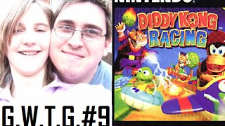 Gaming with the Girlfriend #9: Diddy Kong Racing