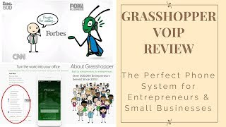 Grasshopper VoIP Review - Virtual Phone System for Small Business