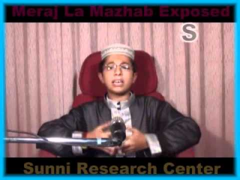 History tariq jameel ky shagird ki lalkar : 4 of 16 tablighi jamaat tarikh meraj rabbani exposed