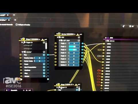 ISE 2016: AV Stumpfl Presents Avio 2.0 Control System