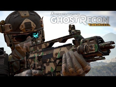 Ghost Recon Wildlands: Future Soldier's Tactical Stealth
