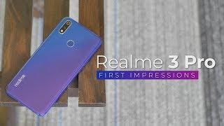 Realme 3 Pro First Impressions: True Redmi Note 7 Pro Competitor!