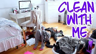Cleaning MY ROOM 2018!!
