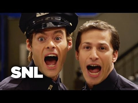 SNL Digital Short: Stomp - Saturday Night Live