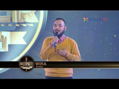 Wira: Cinta dalam Diam (SUPER Stand Up Seru Spesial Palembang)