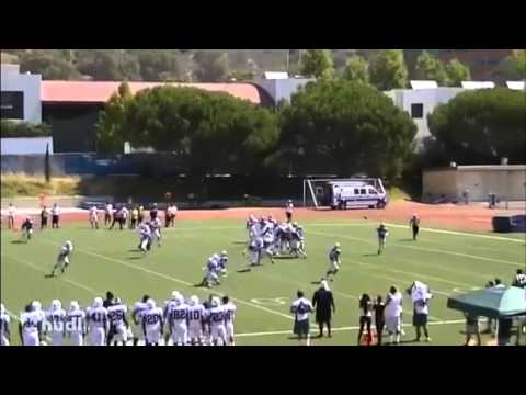 Breeon Moreno #24 CB/KR East Los Angeles College Highlights