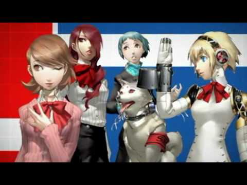 Persona 3 Portable Persona 4 Cameo Persona 3 Portable Features