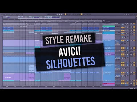 """Avicii """"Silhouettes"""" - Ableton + VPS Avenger Remake"""