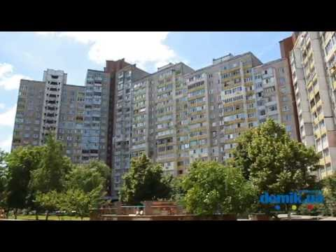 Обзор Теремков - Теремки - район Киева видео