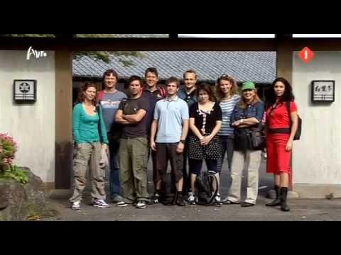 The Mole S10E1 - Wie is de Mol 2010 in Japan [English] - Episode 1