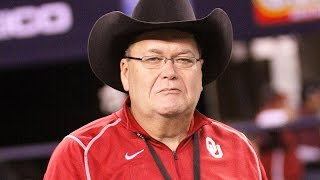 OU Superfan Jim Ross calls the 2013 Cotton Bowl