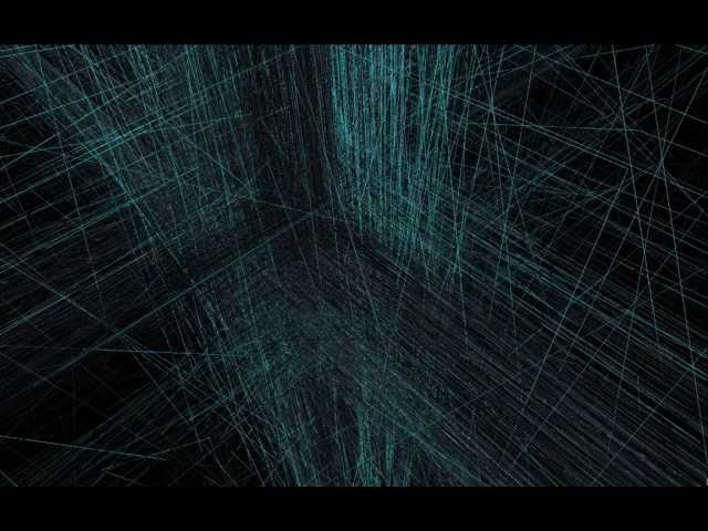Ta Panta Rhei - Visual 3D Synthesizer: Random Generative Sound Visualization