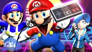 SMG4: Mario The Ultimate Gamer