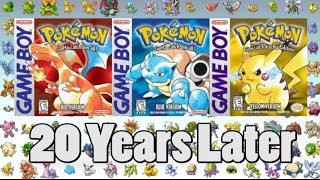 Review of Pokemon Red, Blue, and Yellow Version for Nintendo 3DS by Protomario