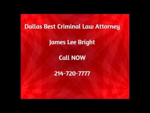 Top Criminal Attorney In Dallas Tx | 214-720-7777 Call Now!
