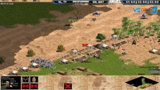 VaneLove, Tý vs Gunny, Quang GT 23/10/2016