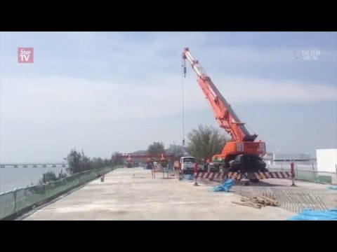 Expressway link to second bridge expected to open in March