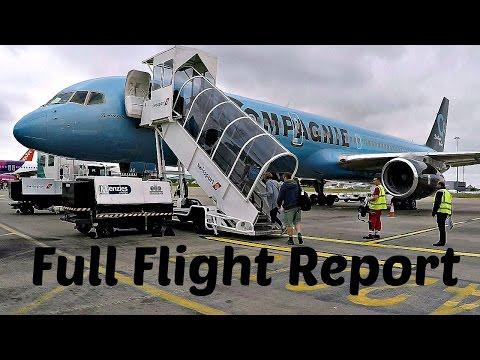 Flight Report | La Compagnie Boutique Boeing 757 London to Newark