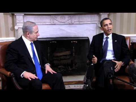 Remarks by PM Netanyahu and President Obama Prior to Their Meeting