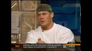 John Cena: Off The Record (Pro Wrestling Interview)