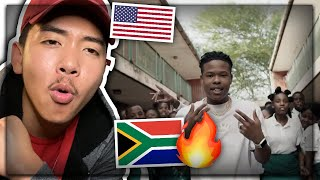 Nasty C - Strings And Bling AMERICAN REACTION! South African Musician Music US / USA REACTS AFRICA