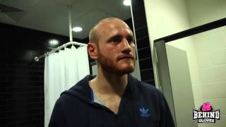 Groves shows delight after win against Di Luisa, wants to avenge loss against Badou Jack