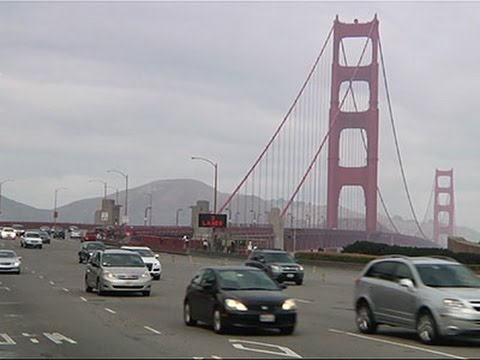 Golden Gate Bridge to Close for New Barriers