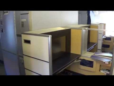 All Nippon Airways ANA 1st Class Suite 777-300ER
