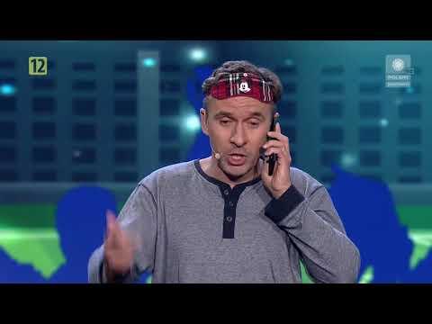 XII Płocka Noc Kabaretowa - Adam Malczyk -  Nocny Telefon