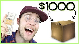 Buying a $1000 Mystery Box!