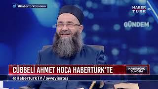 Habertürk Gündem - 25 Ekim 2018 (Cübbeli Ahmet Hoca)