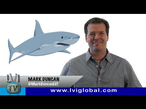 Tooth Regeneration! What can we learn from Sharks? - LVI TV: Episode 50