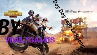PUBG.Doy Doy Lam La Ngeng - Khmer Cover by #Blank Vitou