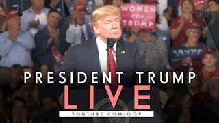 LIVE: President Trump in Missoula, MT