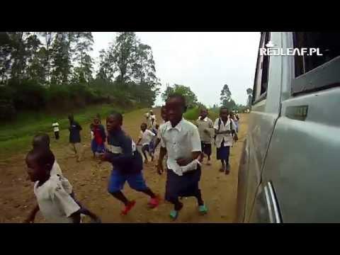 Redleaf RD990 FullHD Action Camera - Uganda to DRC Congo trip