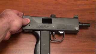 RPB Industries (Cobray) M11-A1 .380ACP Open Bolt