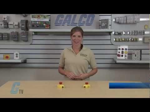 ABB Jokab Safety Smile Emergency Stop Buttons - A GalcoTV Overview