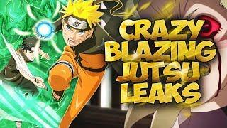 ** HYPE NARUTO BLAZING LEAKS ** | ** Naruto Ultimate Ninja Blazing *