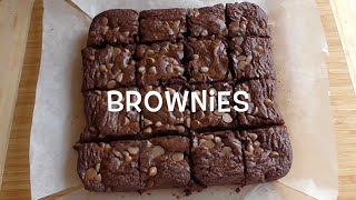 How to make Brownies / Resep Brownies