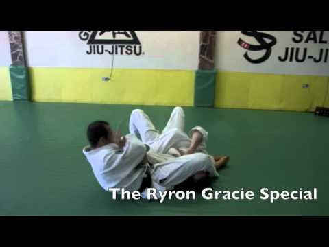 143 Armlocks in 10 Minutes with Ryron Gracie