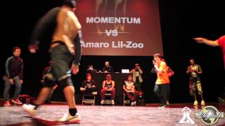 Bruce Allmighty & Lagaet vs Lil Zoo & Amaro // .BBoy World // BREAKING 2on2   STREET ARTISTS BATTLE