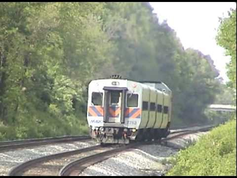 &quot;MPXpress is a series of diesel-electric passenger train locomotives designed for commuter rail service. The manufacturer, Motive Power, offers the locomotiv...