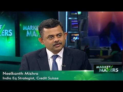 Market Makers With Neelkanth Mishra Of Credit Suisse