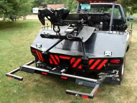 0 1990 Chevrolet Tow Truck Wrecker w/Wheel Lift Holmes   SOLD