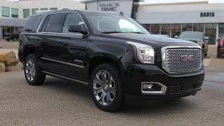 Brand new 2015 GMC Yukon Denali for sale in Medicine Hat, AB