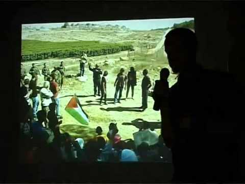 Ben Rivers : Playback Theatre and Popular Struggle in Occupied Palestine