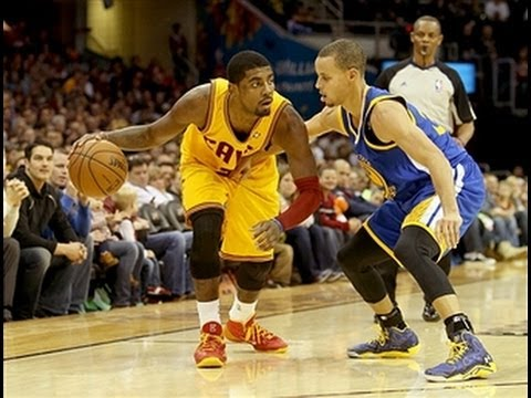 Duel: Stephen Curry vs. Kyrie Irving - YouTube
